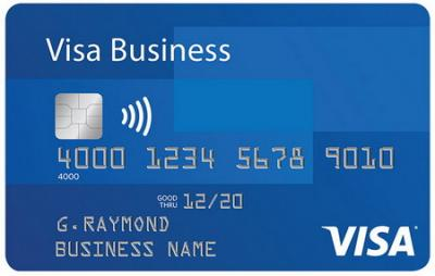 Visa Business
